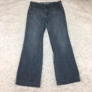 Gap Limited Edition Wide Leg Flare Trouser Jeans